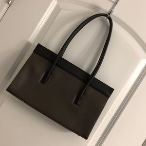 Cleo & Patek Leather Handbag